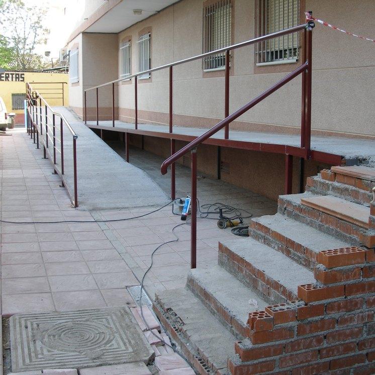 C/ San Vicente Paúl - Valdemoro